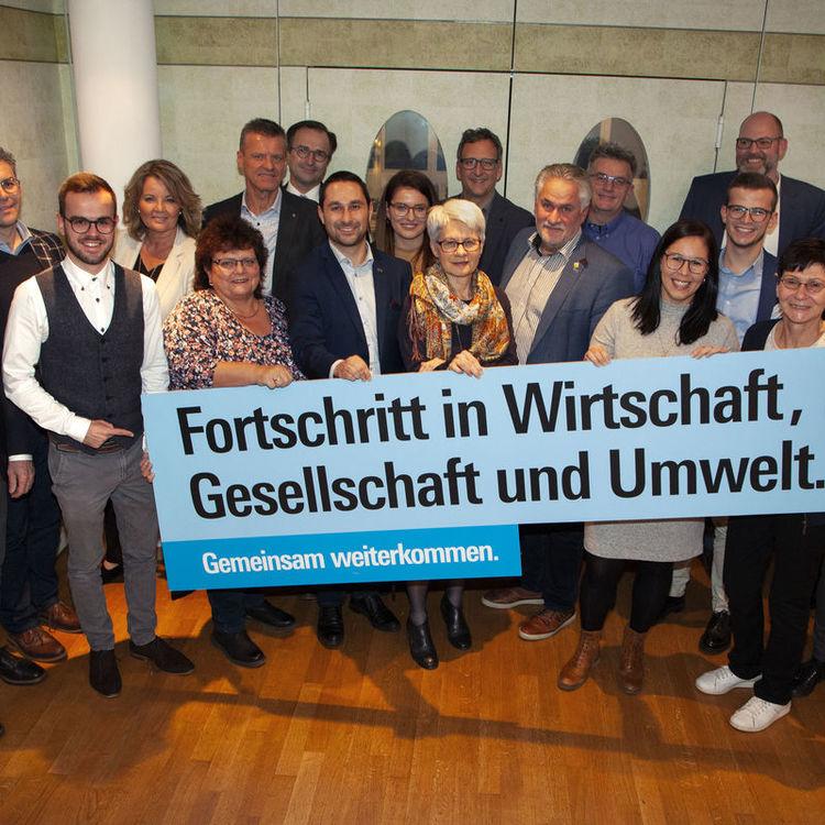 FDP Bezirk Arbon nominiert 27 Persönlichkeiten für die Grossratswahlen